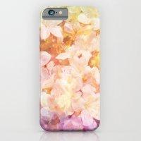 iPhone & iPod Case featuring Azalea Flowers by Art, Love & Joy Designs