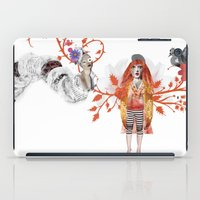 Alice Wonders iPad Case
