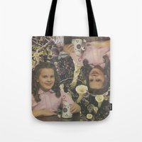 Monozygotic  Tote Bag