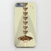 iPhone & iPod Case featuring Pixel Trek by Eric A. Palmer