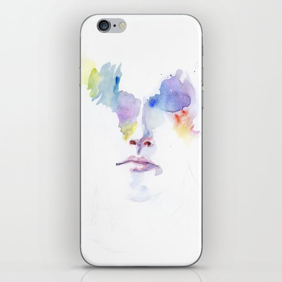 headlights eyes iPhone & iPod Skin