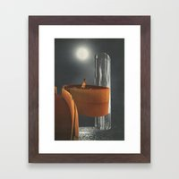 Ghosts Of Princes In Tow… Framed Art Print