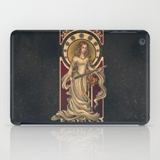 Shieldmaiden of Rohan Nouveau iPad Case