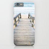 Florida Beach Walkway iPhone 6 Slim Case