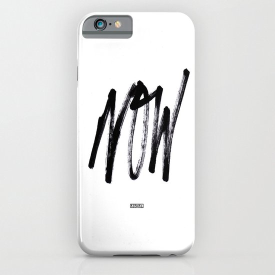 Now iPhone & iPod Case