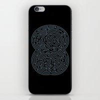 S6 Maze iPhone & iPod Skin
