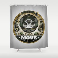 Move Shower Curtain