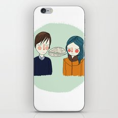 I Can't See Anything I Don't Like About You iPhone & iPod Skin
