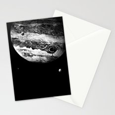 Jupiter & 3 Minions Stationery Cards