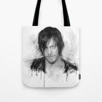 TwD Daryl Dixon. Tote Bag