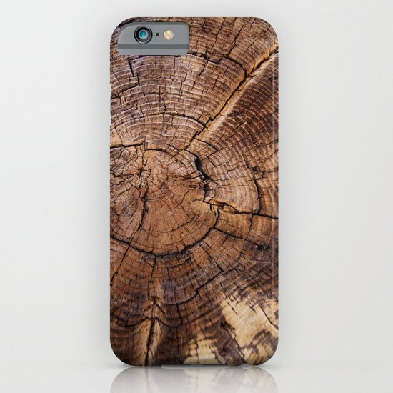 knock on wood iPhone & iPod Case