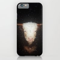 iPhone & iPod Case featuring Violet by Crimson Chickadee