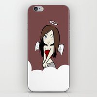 Ange iPhone & iPod Skin