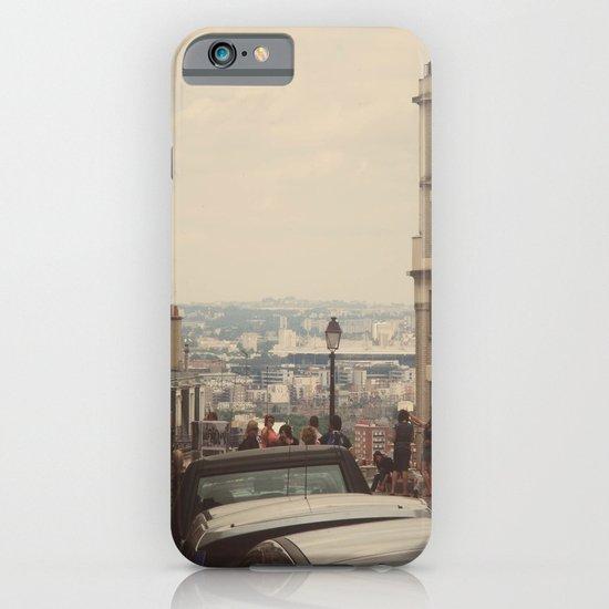 Paris Street iPhone & iPod Case