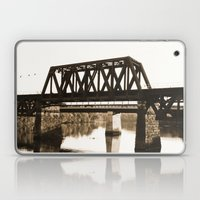 Bridge Over The Merrimac… Laptop & iPad Skin