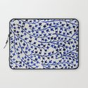 Porcelain Ivy  Laptop Sleeve