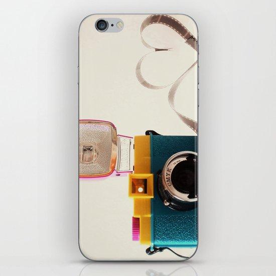 Lomo Love iPhone & iPod Skin