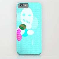 monster iPhone & iPod Cases featuring Monster by Latidra Washington