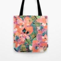 Tropicallista Peach Tote Bag