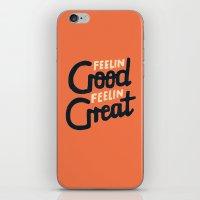 Feelin iPhone & iPod Skin