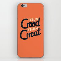 Feelin iPhone & iPod Skin