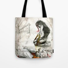 All Good Things To Those Who Wait Tote Bag