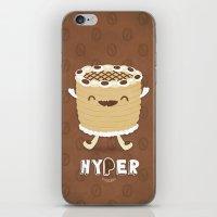 Coffee Cake iPhone & iPod Skin