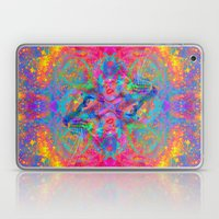 Flower Trip-Sir Parker Laptop & iPad Skin