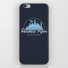 Andrew Ryan / Rapture iPhone & iPod Skin