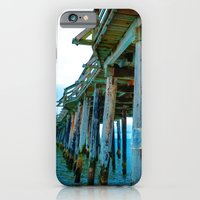 iPhone & iPod Case featuring Capitola Pier by Heidi Fairwood