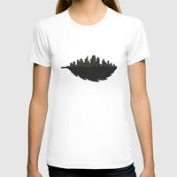 city T-shirts featuring Leaf City by filiskun