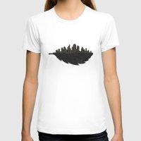 city T-shirts featuring Leaf City by filiskun