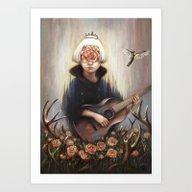 Art Print featuring Awakening by Muratturan