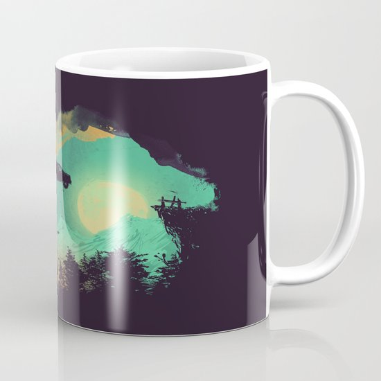 Leap of Faith Mug