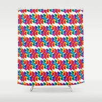 BP 85 Clover Shower Curtain