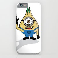 iPhone & iPod Case featuring Monion by Charlton Yu