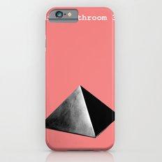 Ladies' bathroom 3D iPhone 6 Slim Case