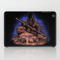 Wizard For Hire iPad Case