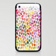 Rain 15 iPhone & iPod Skin