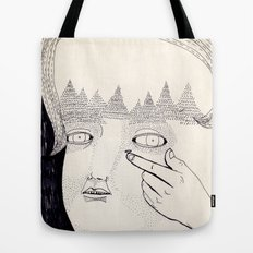 Lente de contacto Tote Bag