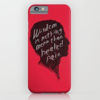Words of wisdom iPhone 6 Slim Case