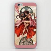 Lilium iPhone & iPod Skin