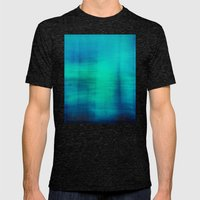 In Blue Mens Fitted Tee Tri-Black SMALL