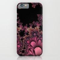 Thorns and petals iPhone 6 Slim Case