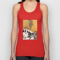 An Industrial Vice Unisex Tank Top