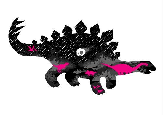 Extinction, pt. 1 Art Print