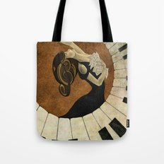 Key to the Soul Tote Bag