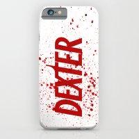 Dexter#01 iPhone 6 Slim Case