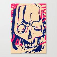 Refuse Canvas Print