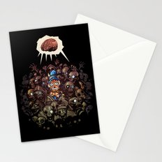 More BRAINS for OZ Stationery Cards